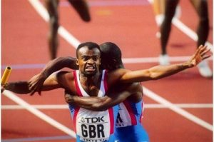 Lessons from Akabusi